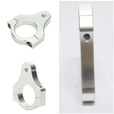 35mm Durable Aluminum Alloy Fork Frame Mounting Clamp Bracket kit for Motorcycle