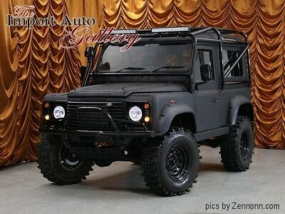 1990 Land Rover Defender 90 1990 Defender 90 - This is an AMAZING Truck!  Right Hand Drive!  Turbo Diesel!