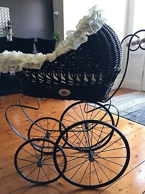 Victorian Nostalgic Doll Carriage