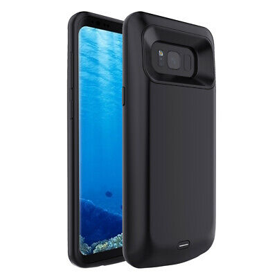 External Battery Case Charger Pack For Samsung Galaxy S7 edge S8/9 Plus Note 8/9