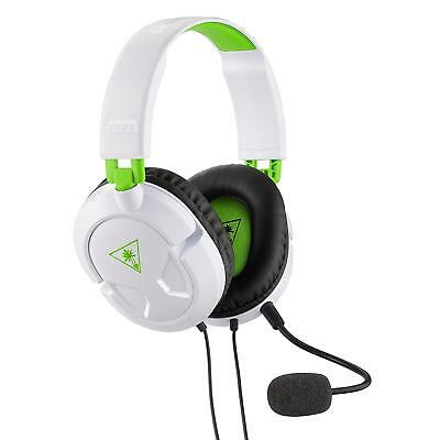 Turtle Beach - Recon 50X White Stereo Gaming Headset PS4 Xbox One (White)...