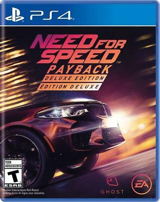 need for speed payback playstation 4 eur 64 99. Black Bedroom Furniture Sets. Home Design Ideas