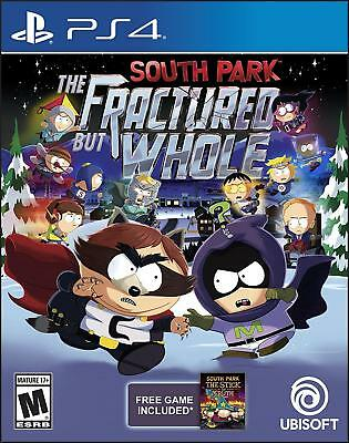 South Park: The Fractured but Whole - PlayStation 4 Standard Edition