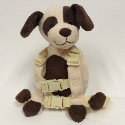 Safety Harness Strap Baby Kid Toddler Walking Backpack Reins Puppy