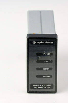 Epic Data inc. Party line Adaptor 1642-400