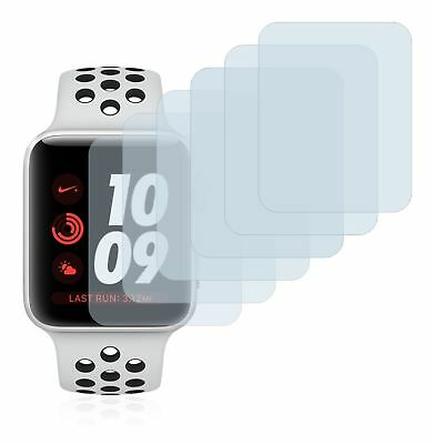 Apple Watch Nike Plus Series 3 (38mm)6x Transparent ULTRA Clear Screen Protector