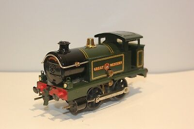 """Hornby 0 Gauge, No1 Electric Tank Loco GW6Volt Permanent Magnet """"Extremely Rare"""""""
