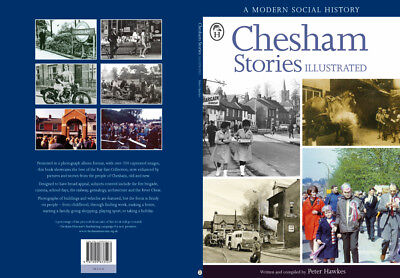Chesham Stories - Illustrated: a modern social history - NEW BOOK!