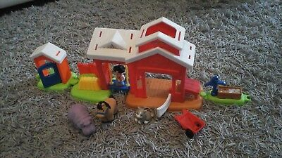 Fisher Price Little People Bauernhof
