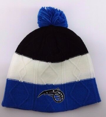 847254964ef Orlando Magic NBA Women s adidas Winter Fitted Knit Beanie Hat Skully Cap  NWT