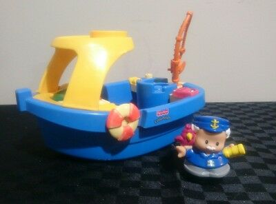 Fisher Price Little People Floaty Boat