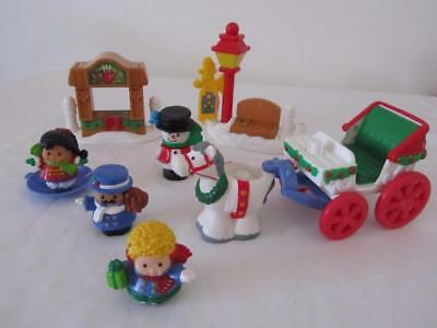 Fisher price LITTLE PEOPLE Christmas Play Set