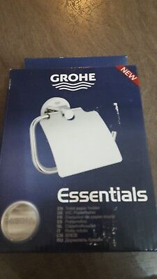 grohe toilet roll holder