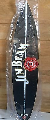 "JIM BEAM SURFBOARD - 46.5"" x 11"" - New in Box"