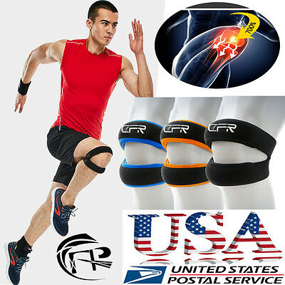 CFR Foot Sport Knee Kneecap Patella Support Brace Strap Tendon Band Protector