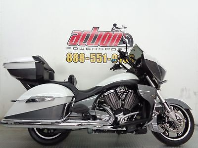 Victory Cross Country Tour  2015 Victory Cross Country Tour Financing Touring 106CI 6 speed