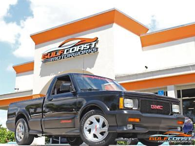1991 GMC Other  1991 GMC Syclone RARE FIND 5,400 Original MILES!!  ALL STOCK!