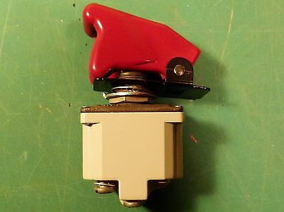 2x Eaton 8511K9 Military 2 Pole Toggle Switch 2PST Panel Mt.