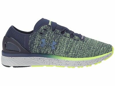 buy online d4cc0 c5f29 Under Armour Men s Charged Bandit 3 Running Shoes 1295725-752 Quirky Lime  Blue