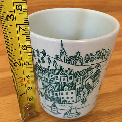 Nymolle Art Faience Hoyrup Limited Edition 4006 Denmark Demitasse Cup