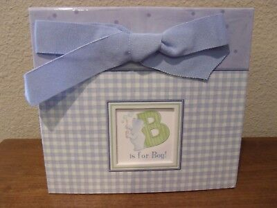Markings Photo Album for Baby Boy - New