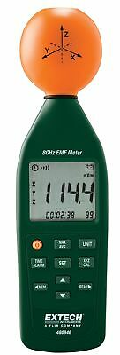 Extech Instruments 480846 8GHz RF Electromagnetic Field Strength Meter