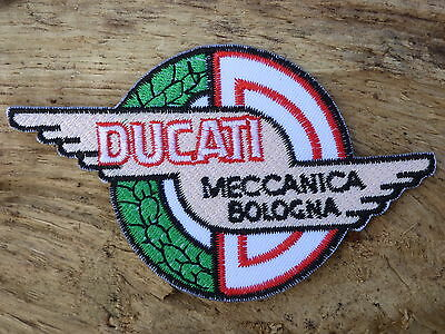 A088 ECUSSON PATCH THERMOCOLLANT aufnaher toppa DUCATI 1000 sport st3s 1000