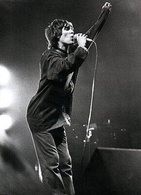 IAN BROWN The Stone Roses - Classic Magazine Picture Cutting - RARE / VINTAGE