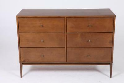 PAUL MCCOBB PLANNER GROUP FOR WINCHENDON SIX-DRAWER DRESSER, Circa 19... Lot 578