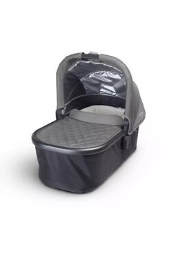 UPPAbaby Universal Bassinet in Pascal (Grey) 0917-BAS-US-PAS