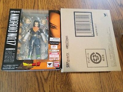 S.H. Figuarts Dragonball Z Android No. 17