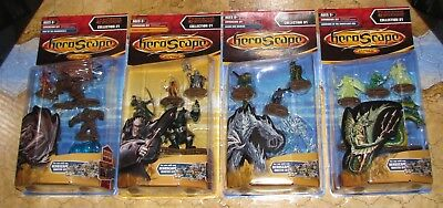 NIB Champions of the Forgotten Realms Wave 11 D1 Heroscape complete set