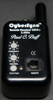 Paul Buff Remote Receiver Csrb+ Cybersync, Free Ship!!!!