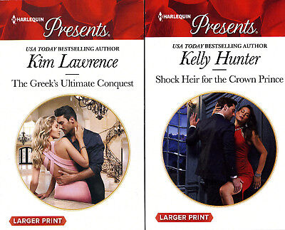 Harlequin Presents February 2018 (Not Available In Stores)