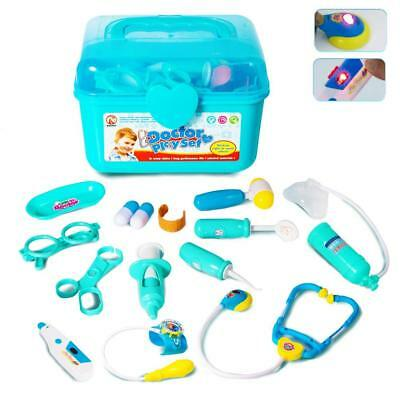 Kids Play Medical Doctor Pretend Kit Set For Boys And Girls Xmas Christmas Gift