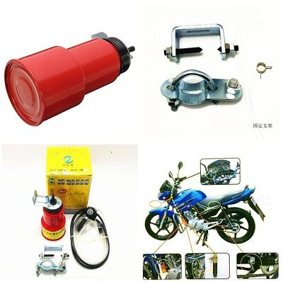 Motorcycle ATV Chain Lubricator Oiler   Lubricant Grease Lub Parts Accessories