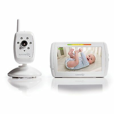 Summer Infant In View  Digital Color Video Monitor, Night Vision Camera, Audio