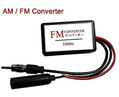 10mhz Am Fm Band Expander Converter Japan Car Radio Frequency Up To 108mhz