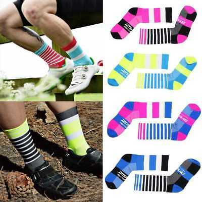 Mens Bicycle Bike Riding Cycling Socks Running Sports socks Castelli Breathable