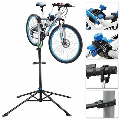 41'' to 68 1/4'' Rotating Bicycle Repair Stand Bike Stand Bicycle Workstand B2