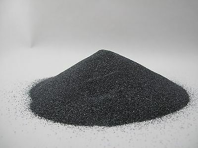 SILICON CARBIDE - 80 Grit - 25 LBS - Rock Tumbling Abrasive Media Sandblasting