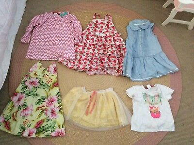 Size 2 Girls Bundle Fred Bare Sprout Jack And Milly