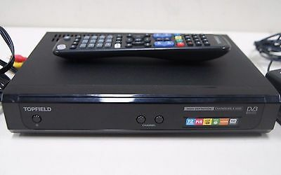 Topfield Trf2200 High Definition Pvr Set Top Box - 500Gb