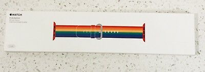 Apple Watch Pride Special Edition Watch Band 38mm - Woven Nylon - DISCONTINUED.