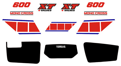 Yamaha Dt50 M Type 2m5 1978 81 Decals Stickers Graphics