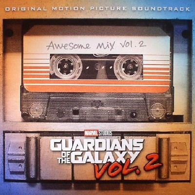 VARIOUS - Guardians Of The Galaxy: Awesome Mix Vol 2 (Soundtrack) - Vinyl (LP)