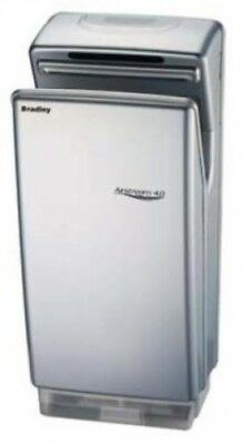 Bradley Airstream 4.0 Auto Hand Dryer 220-700 Only 1 Available! White