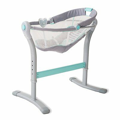 Summer Infant 91394 By Your Bed Sleeper With Safe & Adjustable Incline For Baby