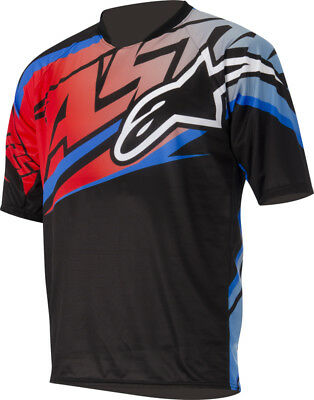 AlpineStars Sight Short Sleeve Jersey Mountain Bike