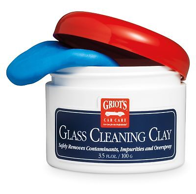 Griot's Garage Glass Cleaning Clay-3.5-Ounce